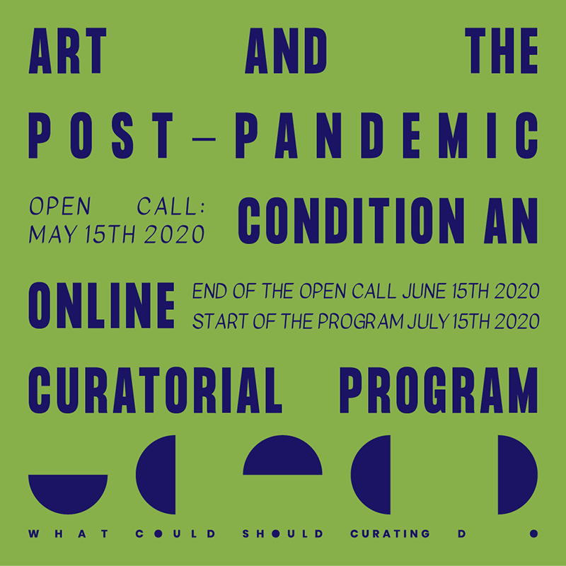 Art And The Post-Pandemic Condition